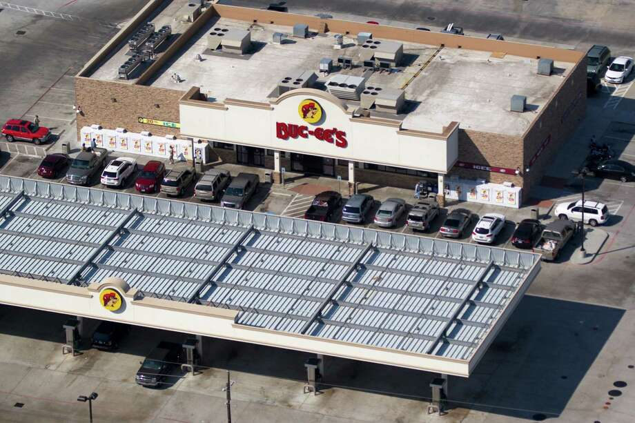 """We just try to provide a wonderful experience for the motoring public,"" says Arch ""Beaver"" Aplin, founder of Buc-ee's, which includes this Cypress store. Photo: Smiley N. Pool / © 2011  Houston Chronicle"