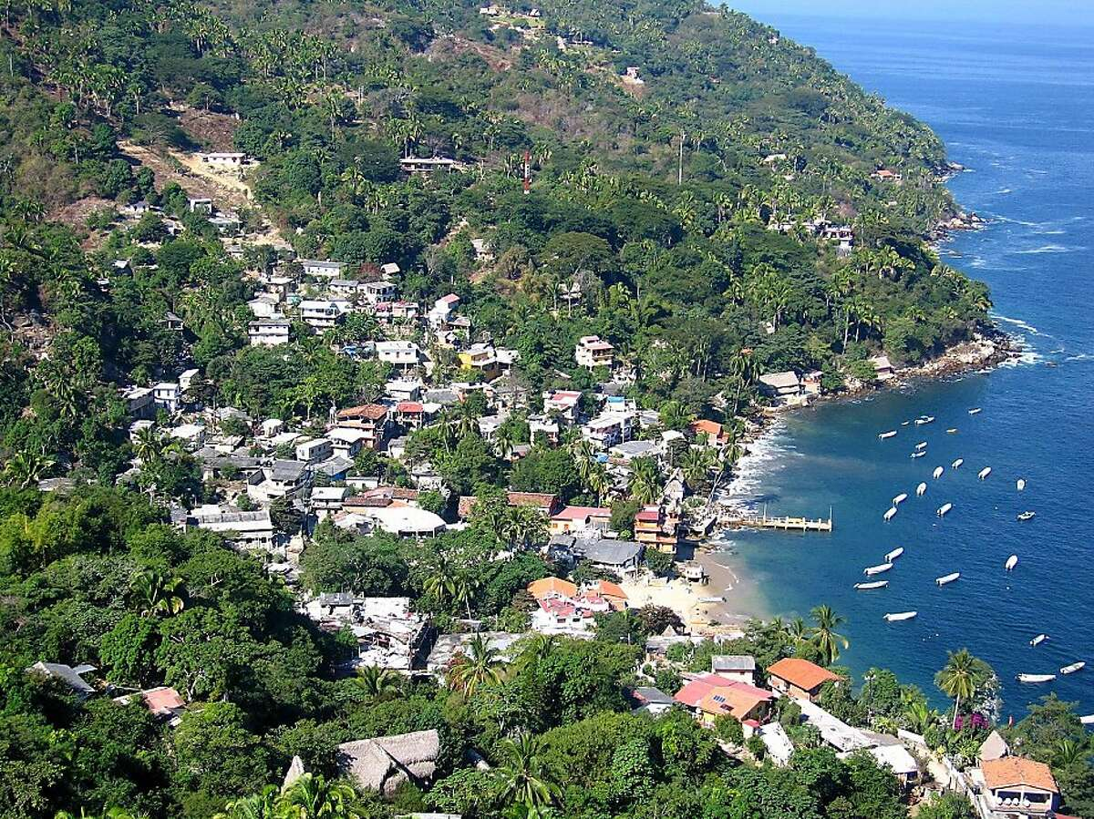 Yelapa: The car-free village of Yelapa is best reached by a 40 minute water-taxi ride from Puerto Vallarta. Read the full story here »