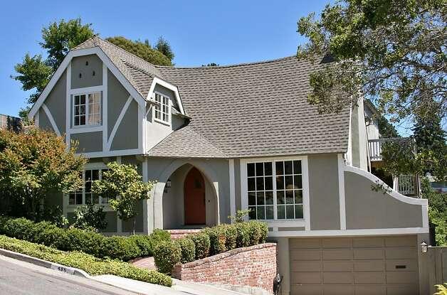 Spacious Tudor Style Home In Berkeley Hills SFGate