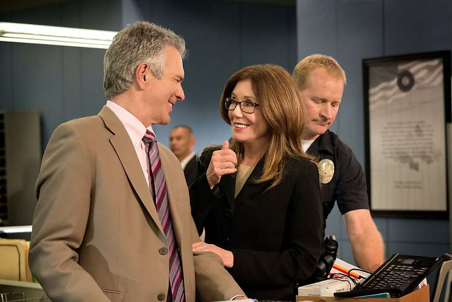 "Tony Denison and Mary McDonnell's ""The Closer"" characters spin off to ""Major Crimes."" Photo: Karen Neal, TNT"