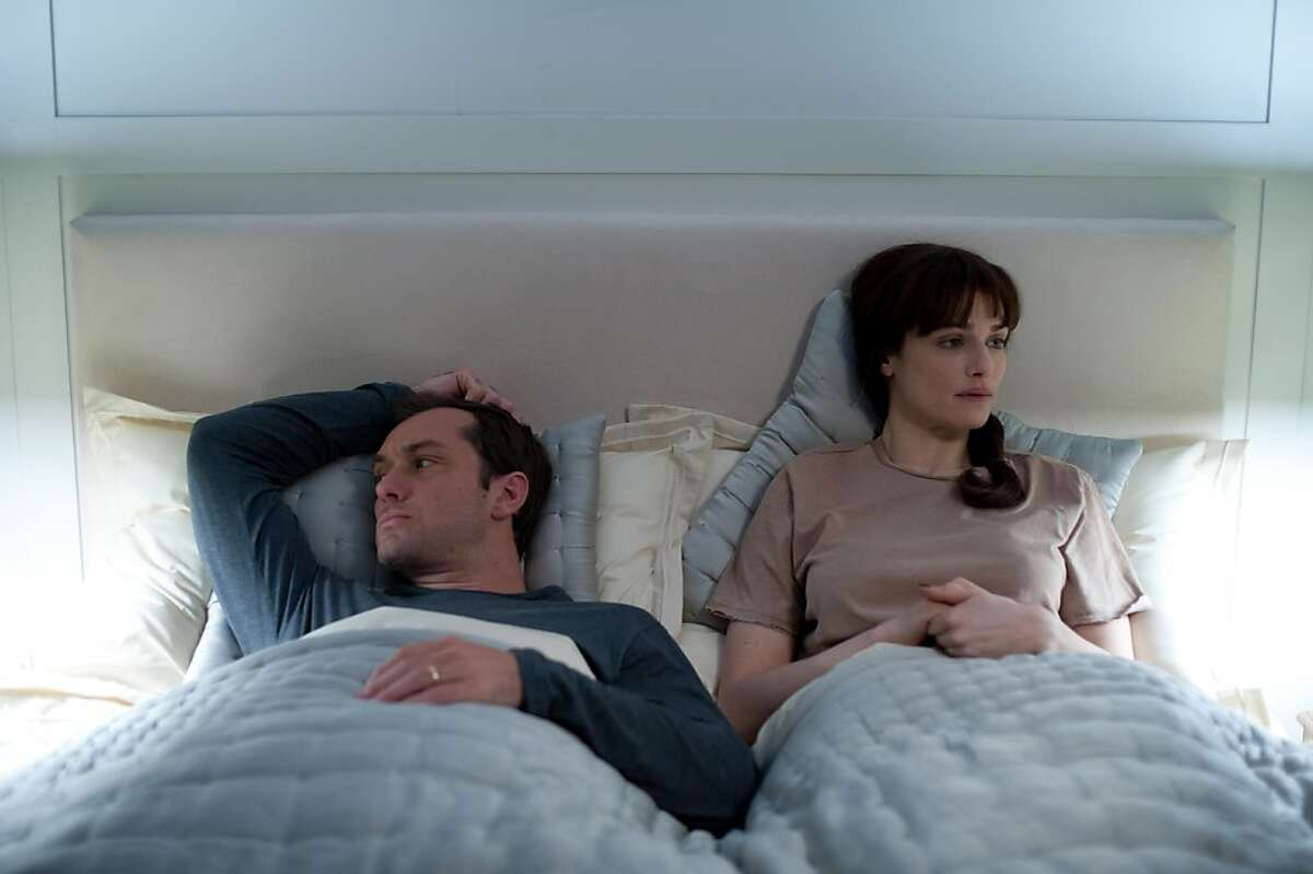 Jude Law and Rachel Weisz in 360, a Magnolia Pictures release.