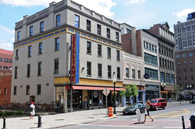 The owner of Jillian's, the restaurant and nightclub on North Pearl Street, blames city policies, including inadequate policing, on the coming shutdown of the business. (Philip Kamrass / Times Union)