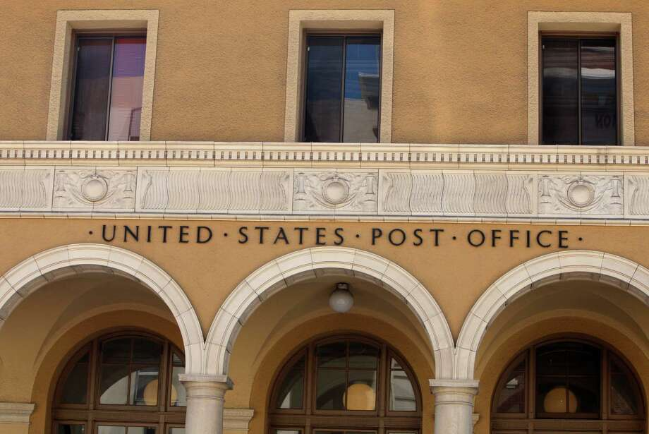 This week, a federal judge dismissed a lawsuit seeking to block the sale of Berkeley's historic post, calling it premature. The post office is seen here on Tuesday, August 7, 2012. Photo: Megan Farmer / Megan Farmer / The Chronicle / ONLINE_YES