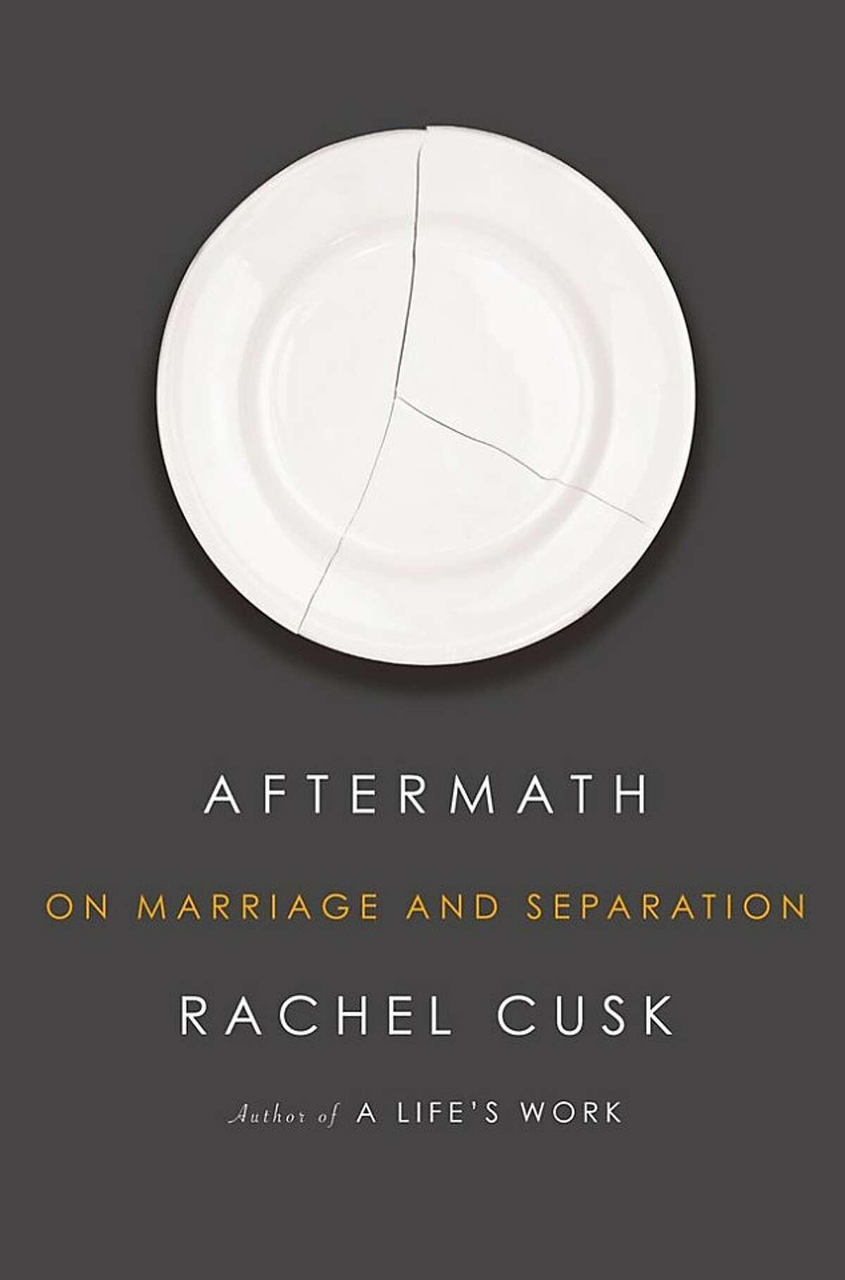 Aftermath, by Rachel Cusk