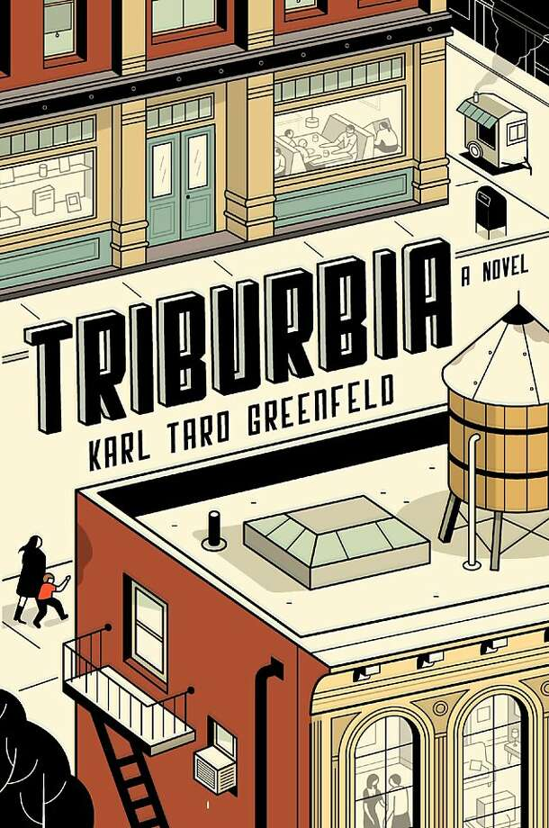 Triburbia Photo: Harper