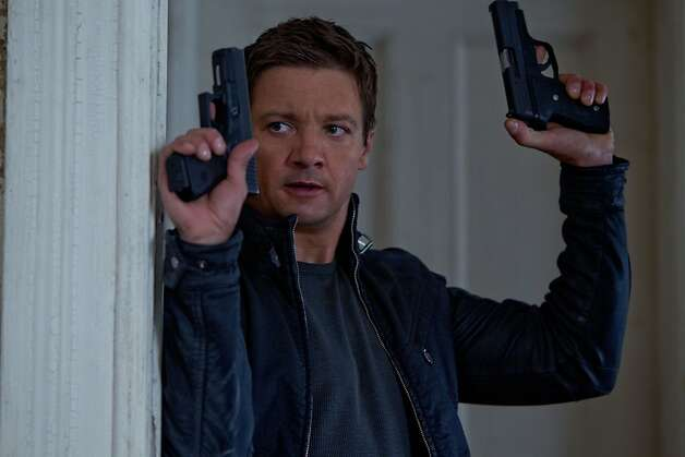 """The Bourne Legacy"" Photo: Mary Cybulski, Universal Pictures"