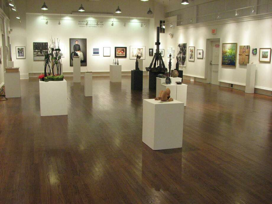 The annual Silvermine School of Art Faculty Show opens on Aug. 23. Photo: Contributed Photo