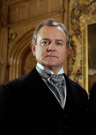 "Hugh Bonneville plays the aristocratic Early of Grantham on PBS' ""Downton Abbey,"" returning for season three on Sunday. Photo: Courtesy, Carnival Film & Television Limited / MCT"