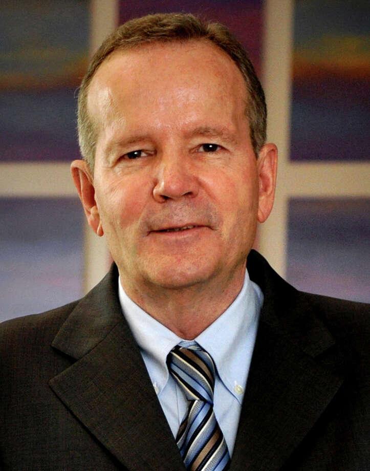John Chalykoff, Ph.D. Photo: Contributed Photo / © Sacred Heart University