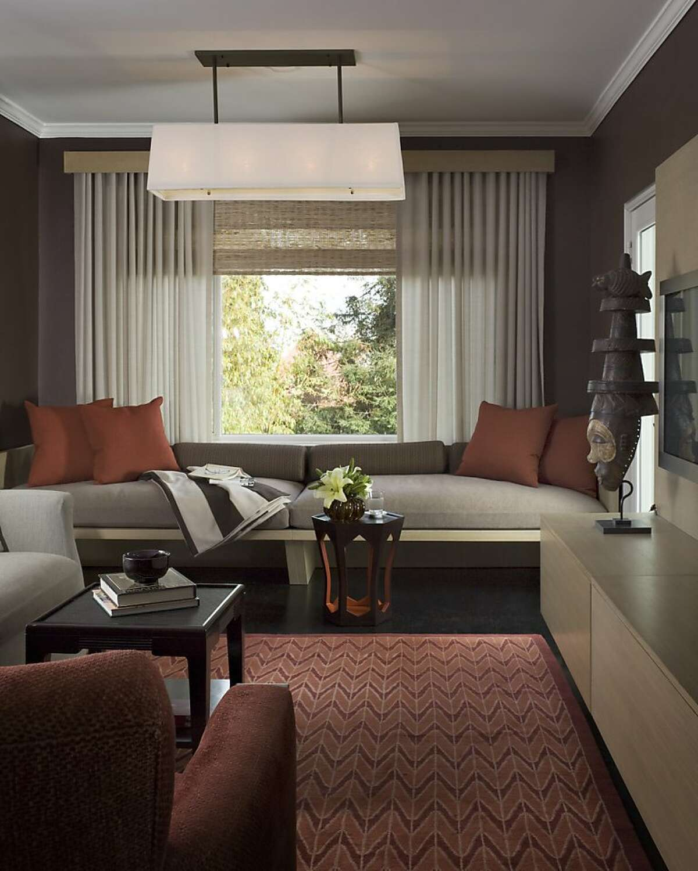 Interiors designed by San Francisco product and interior designer Jiun Ho.