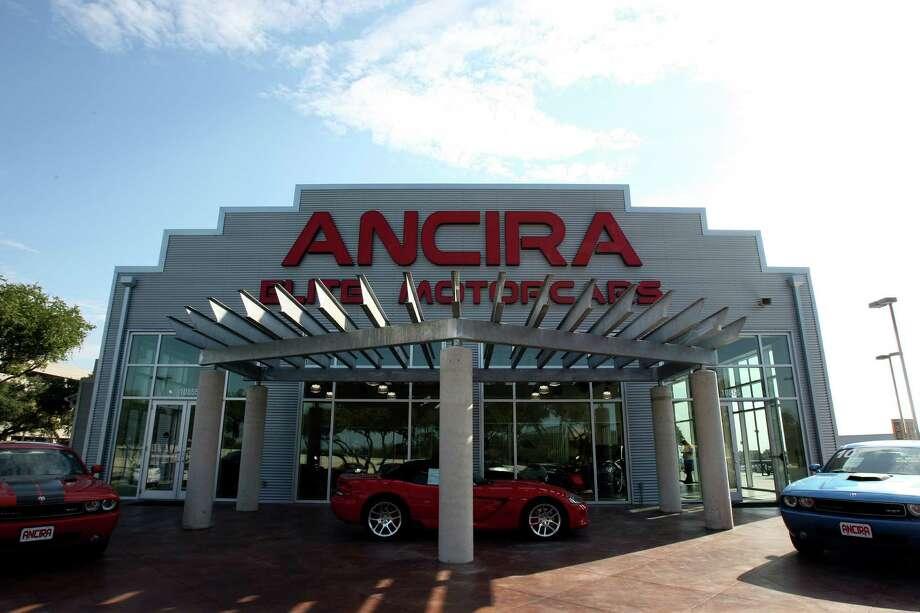 Used Trucks San Antonio >> It S Not Your Average Used Car Lot San Antonio Express News