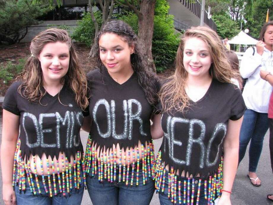 Make your own band T-shirts. (Times Union)
