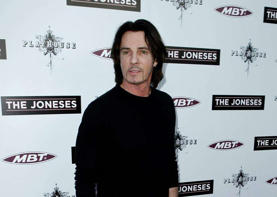 """FILE - In this April 8, 2010 file photo, musician Rick Springfield arrives at the premiere of """"The Joneses"""" in Los Angeles. Springfield's attorney entered a no contest plea Thursday, Aug. 9, 2012, to a misdemeanor count of reckless driving with driving under the influence conditions and received a three year informal probation sentence. Springfield was arrested in May 2011 after a deputy spotted him speeding on the Pacific Coast Highway in Malibu, Calif. (AP Photo/Matt Sayles, File) Photo: Matt Sayles"""