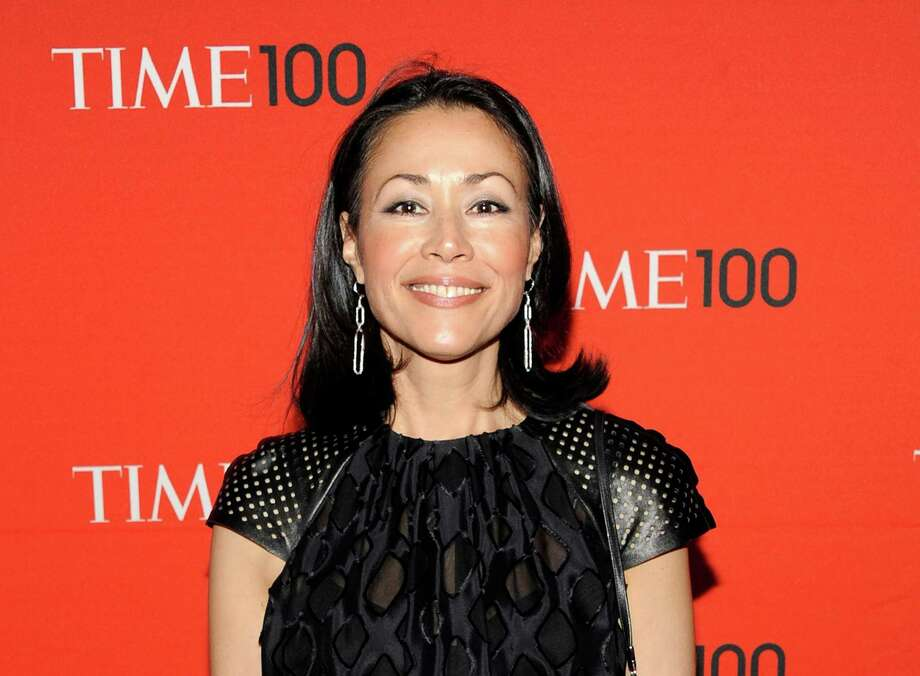 """FILE - This April 24, 2012 file photo shows NBC's Ann Curry at the TIME 100 gala at the Frederick P. Rose Hall in New York. Curry has made her first return to NBC's """"Today"""" show since she was replaced as one of its hosts in June. Curry was on the """"Today"""" set in London on Thursday to introduce a filmed report on a still photographer. She lost her job as Matt Lauer's co-anchor in June and was replaced by Savannah Guthrie. (AP Photo/Evan Agostini, file) Photo: Evan Agostini"""