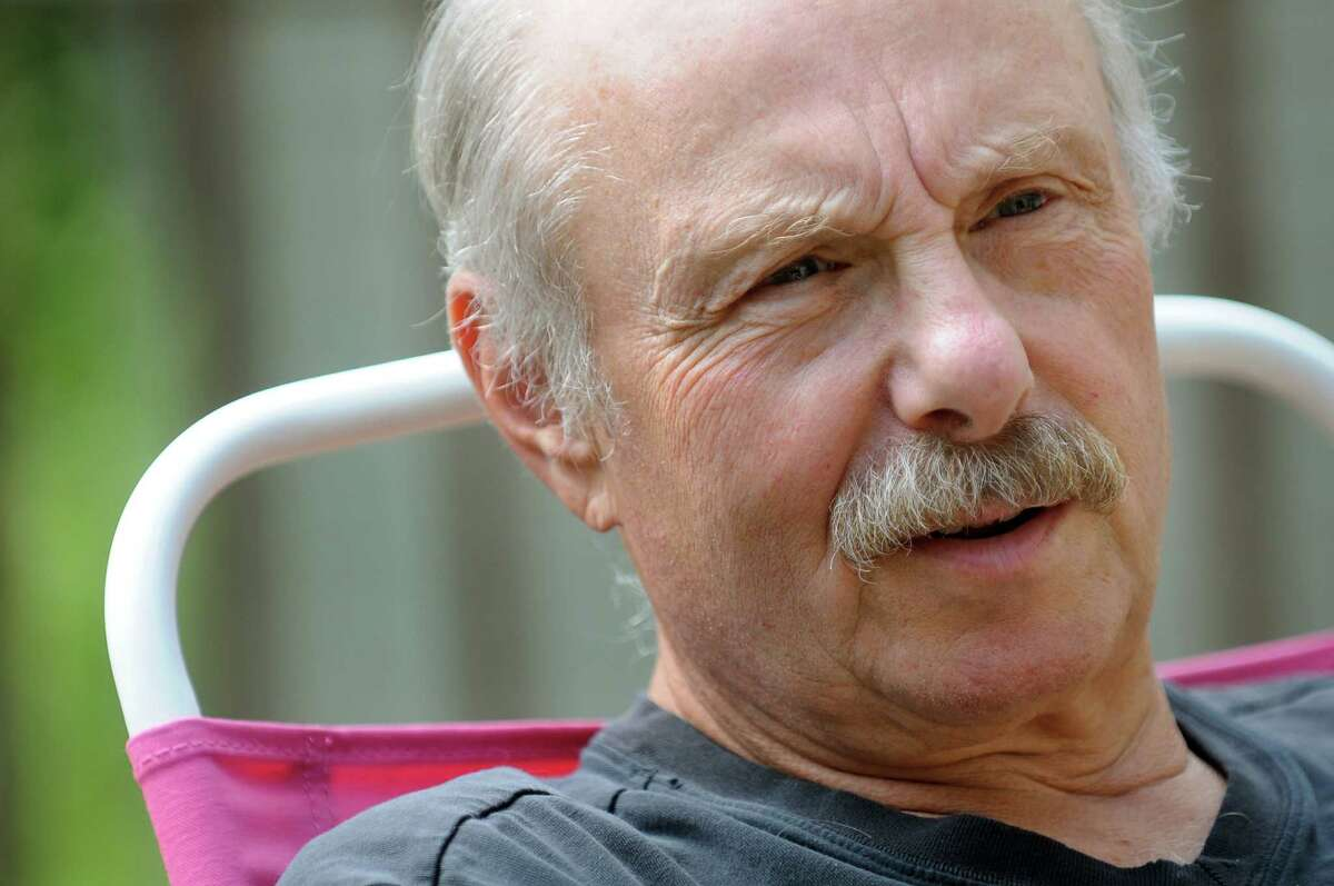 James Howard Kunstler on Tuesday, July 17, 2012, at his home in Greenwich, N.Y. (Cindy Schultz / Times Union)