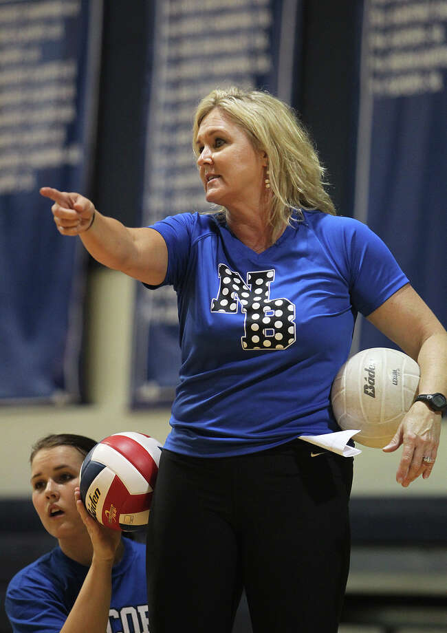 Robin Gerlich heads to New Braunfels after five seasons in Seguin, which was highlighted by a trip to the state tournament in 2009. Photo: Tom Reel, San Antonio Express-News / ©2012 San Antono Express-News