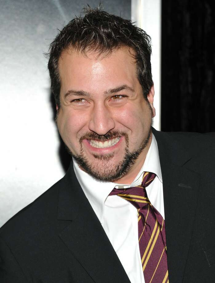 "Singer Joey Fatone at the premiere of ""Harry Potter and the Deathly Hallows Part 1"" at Alice Tully Hall in New York.  (Evan Agostini / Associated Press)"