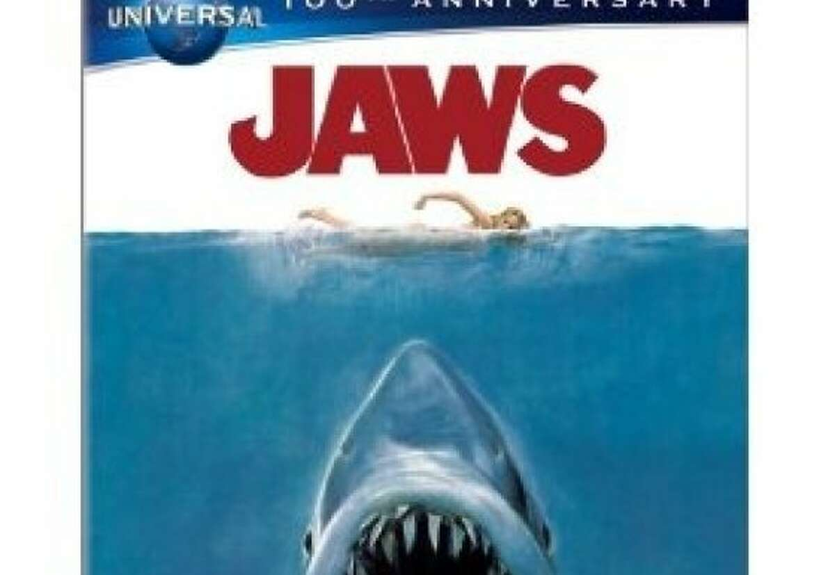dvd cover JAWS