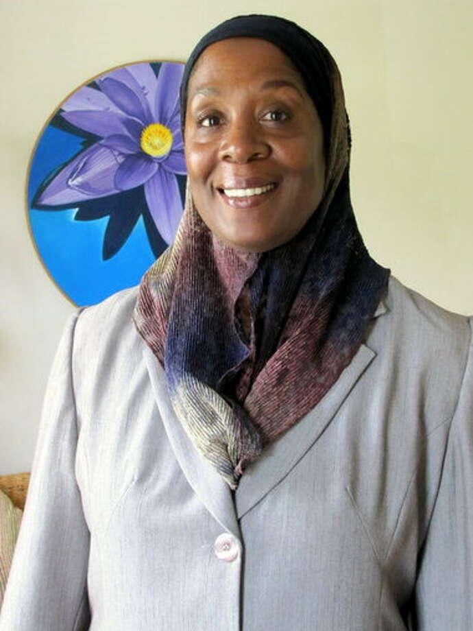 Shahada Sharelle Abdul Haqq is the author of  Noble Women of Faith: Asiya, Mary, Khadija, Fatima. Photo: Tughra Books