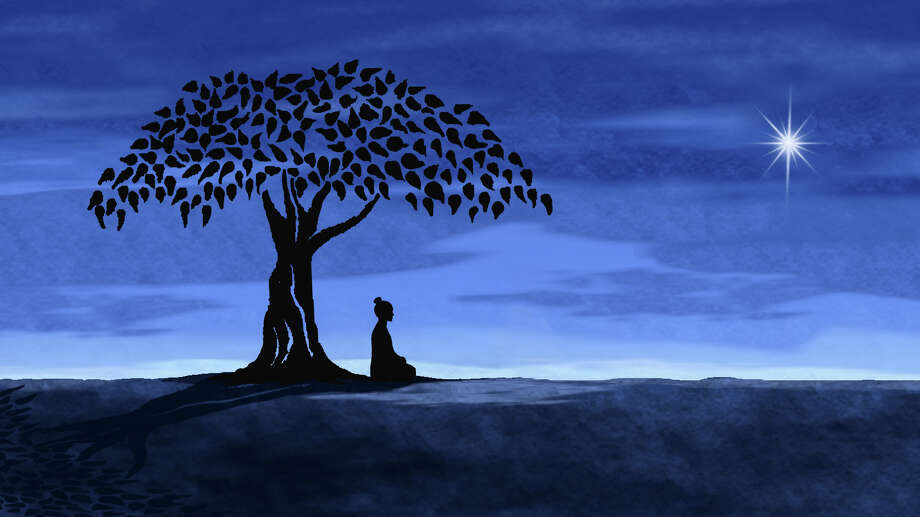 Trees are significant and symbolic in many books of faith, including Buddhism, in which Buddha gained enlightenment while meditating under a fig tree. / handout