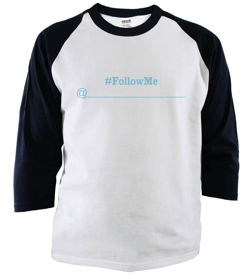 CafePress will personalize baseball jersey T-Shirts for boys and girls. / CafePress