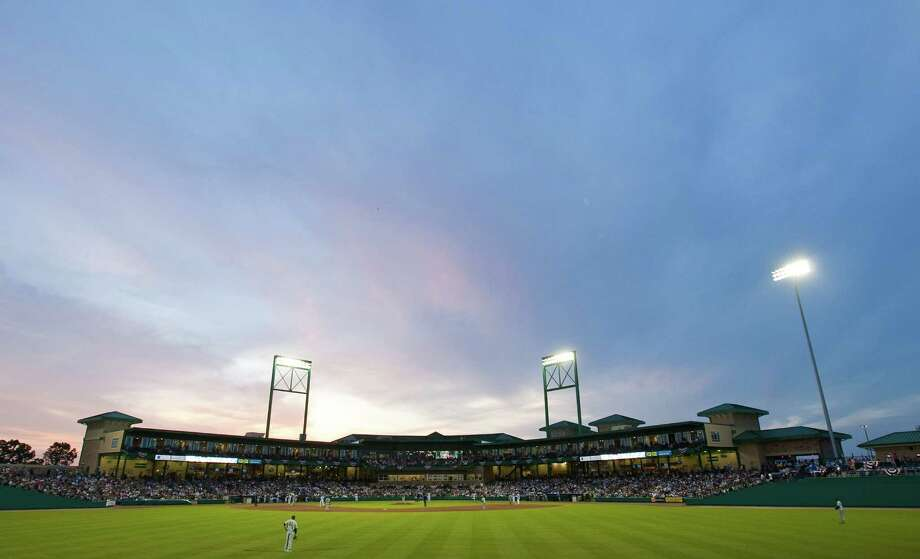 Constellation Field: Home of the Sugar Land Skeeters (Nick de la Torre / Houston Chronicle) Photo: Nick De La Torre / © 2012  Houston Chronicle