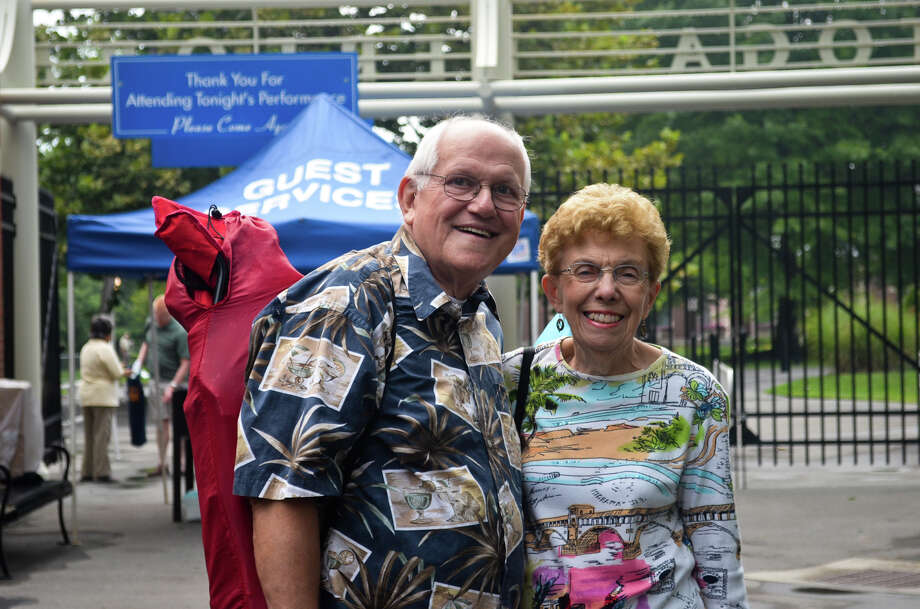 Were you Seen at Date Night with the Philadelphia Orchestra at SPAC on Thursday, Aug. 9, 2012? Photo: Diana Backer