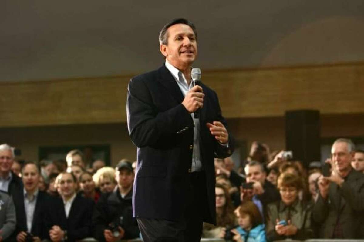 Republican Dino Rossi, in Washington's 8th Congressional District, is defending one of 64 GOP House seats in danger of flipping to the Democrats.