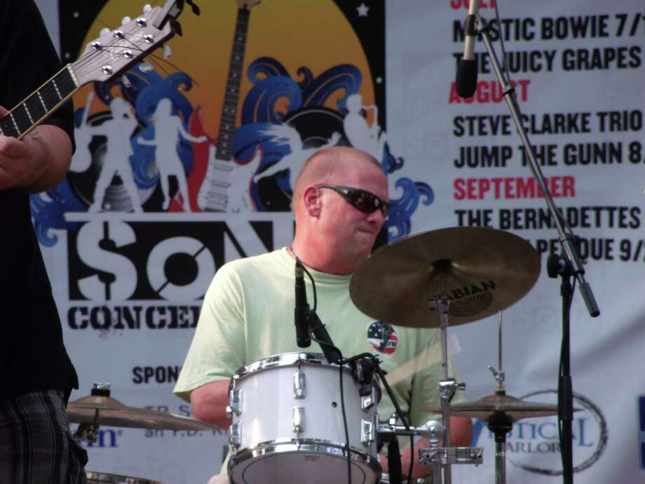 """Were you seen in South Norwalk at the SONO Summer Concert """"In The Park"""" with local rock band Remember September & Steve Clarke to benefit Norwalk Police and Fire Dept. August 9,2012? Photo: Todd Tracy / Connecticut Post"""