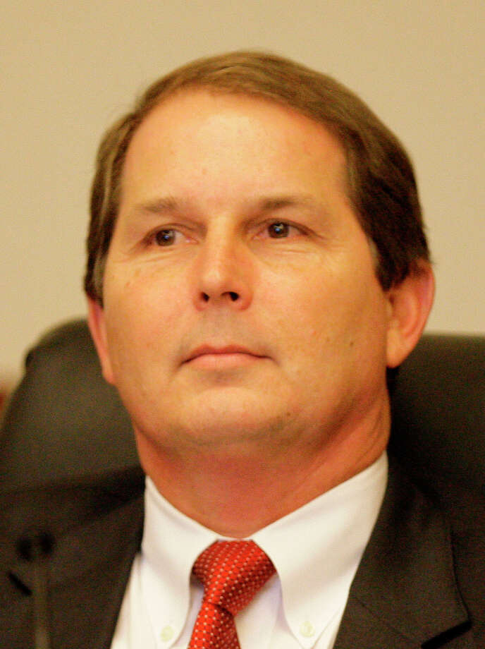 New Metro board member Allen Watson after swearing in ceremony  Wednesday, April 7, 2010, in Houston at Metro, 1900 Main St. ( Melissa Phillip / Chronicle ) Photo: Melissa Phillip / Houston Chronicle
