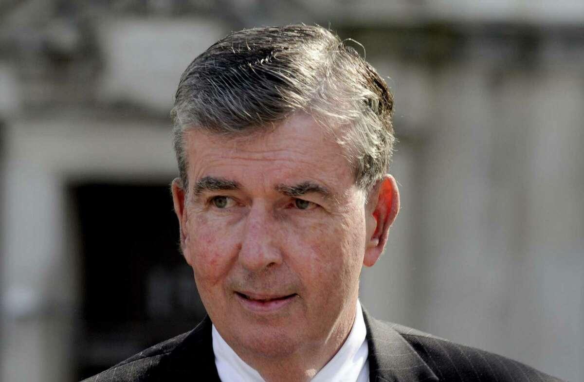 Senator Neil Breslin, Thursday April 19, 2012. (Michael P. Farrell/Times Union archive)