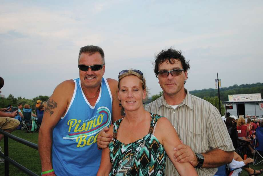 Were you Seen at the Beach Bums concert in Albany on Thursday, August 9th, 2012? Photo: Tim Eason