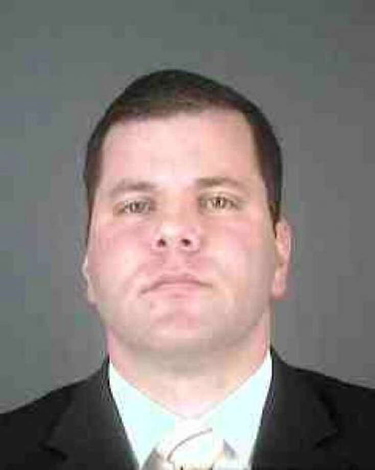 Former Albany County Public Defender Matthew J. Swedick, 38.