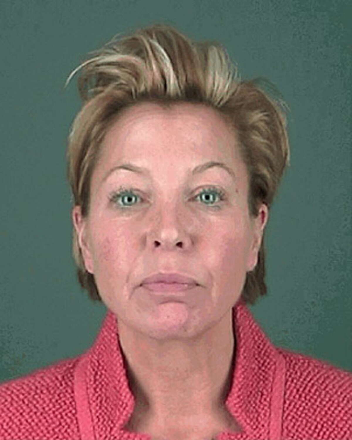 Alison Lee, the estranged wife of U.S. Rep. Maurice Hinchey, D-Hurley, was expected in Albany City Court on Friday, Aug. 10, 2012. (Albany Police Department)