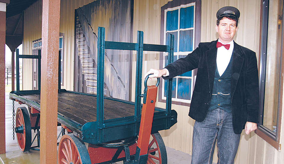 Learn a little about trains at the Rosenberg Railroad Museum (Chronicle file)