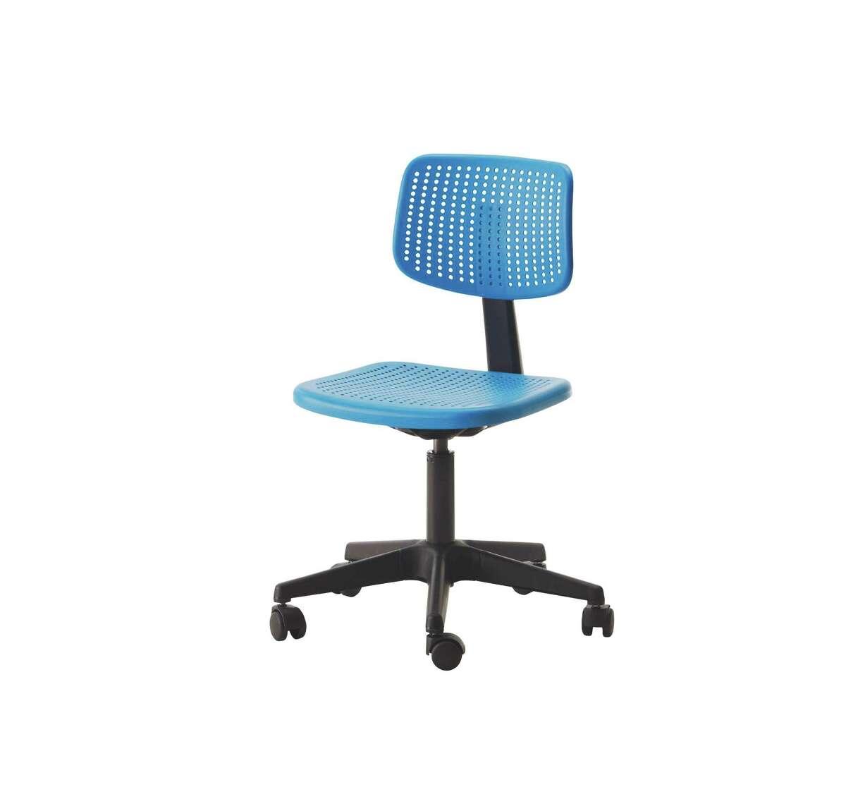 Alrik swivel chair, $14.99 at Ikea