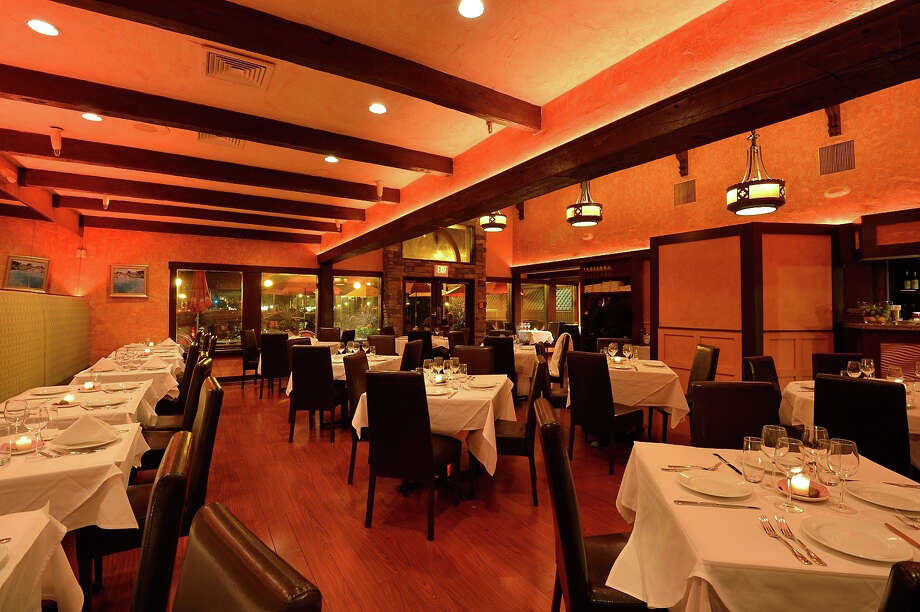 A view of Arezzo Ristorante's main dining room. Photo: Contributed Photo