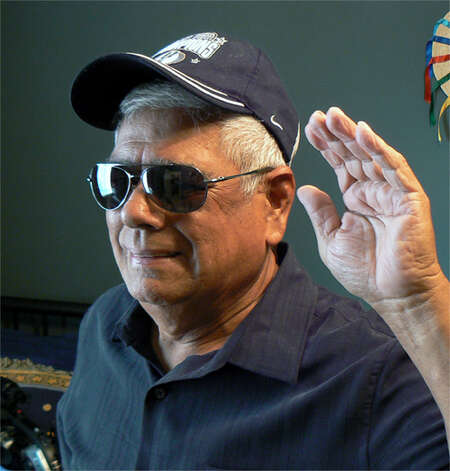 I have been mistaken for Lee Trevino the retired golfer at filing stations and banks.--Leo Reyes Photo: Handout, Leo Reyes, Reader Submission