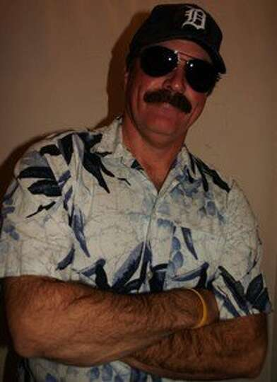Since I've known Daryl Venegas, people have always thought he looked like Tom Selleck. -- Annette Ve