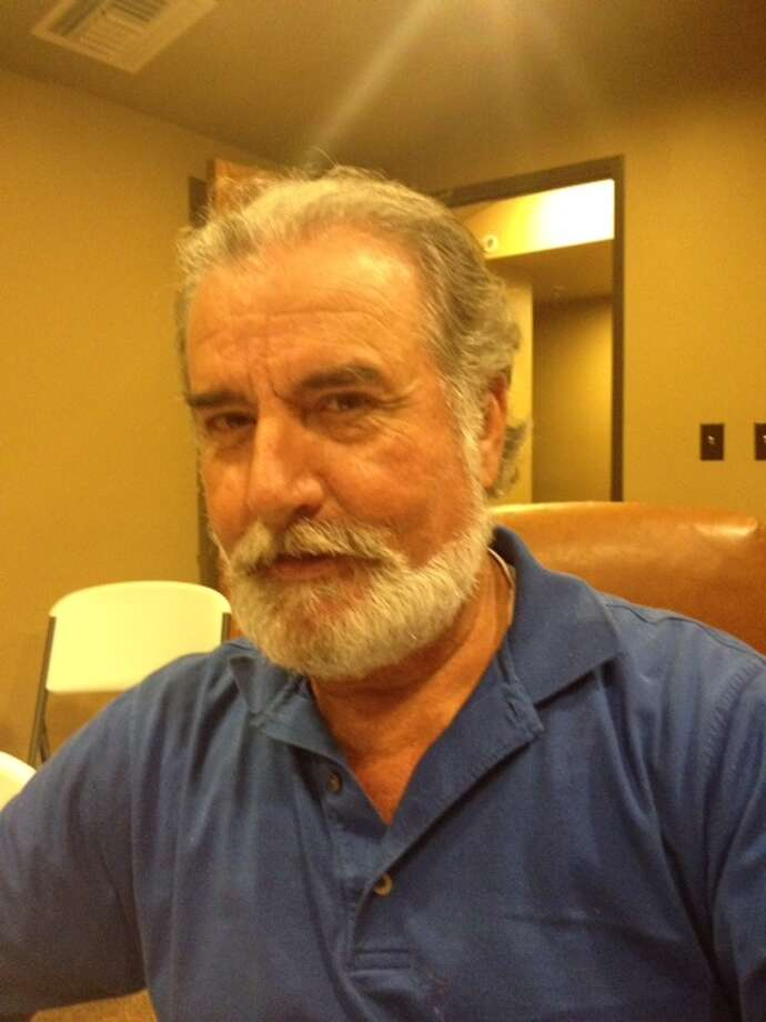 "This is my classmate Roger Vidal and he asked me to submit him. We ALL think he look like the Dos Equis guy- ""Stay thirsty my friends."" -- Trudy Leal Photo: Handout, Trudy Leal, Reader Submission"