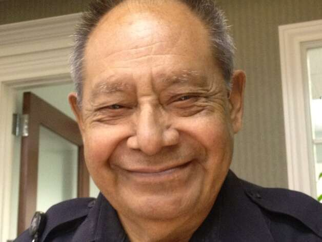 Here is Mr. Tony Angel  he looks like Cheech Marin (Cheech & Chong) -- Bea Velasco Photo: Handout, Bea Velasco, Reader Submission