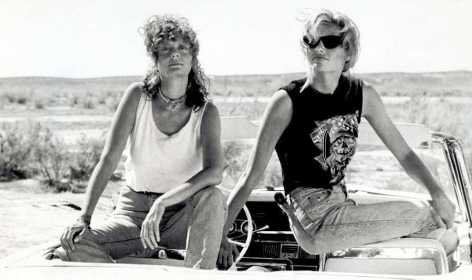"""Thelma and Louise""  in 1991."