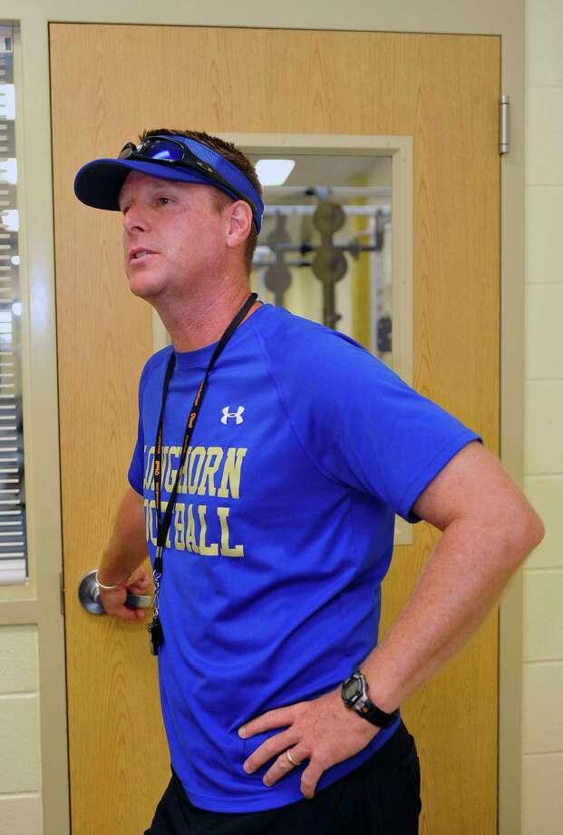 Hamshire-Fannett ISD athletic director and high school football coach Kane Harris resigned from his positions with the school district on Monday.See other facts about the investigation against H-F high school coaches in the following slides. Photo: Dave Ryan