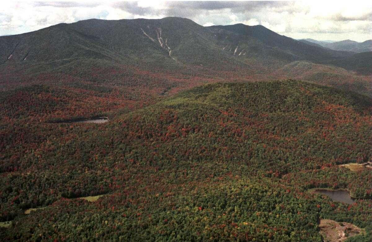 High peaks of the Adirondacks (DG)