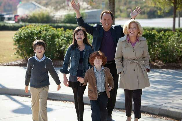 Parental Guidance (Dec. 25): Billy Crystal and Bette Midler are old-school grandparents who try to adjust to their daughter's style of parenting. Photo: 20th Century Fox / 20TH CENTURY FOX