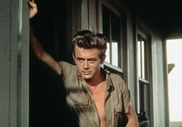 "James Dean was posthumously nominated for an Oscar for his role in the 1956 film ""Giant."" Photo: Warner Bros. / WARNER BROS."