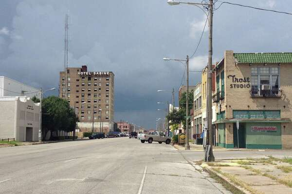 Port Arthur city council recently voted on funding some major renovations along Procter Street in downtown, hoping the efforts will help with the revitalization process. Amy Moore/The Enterprise