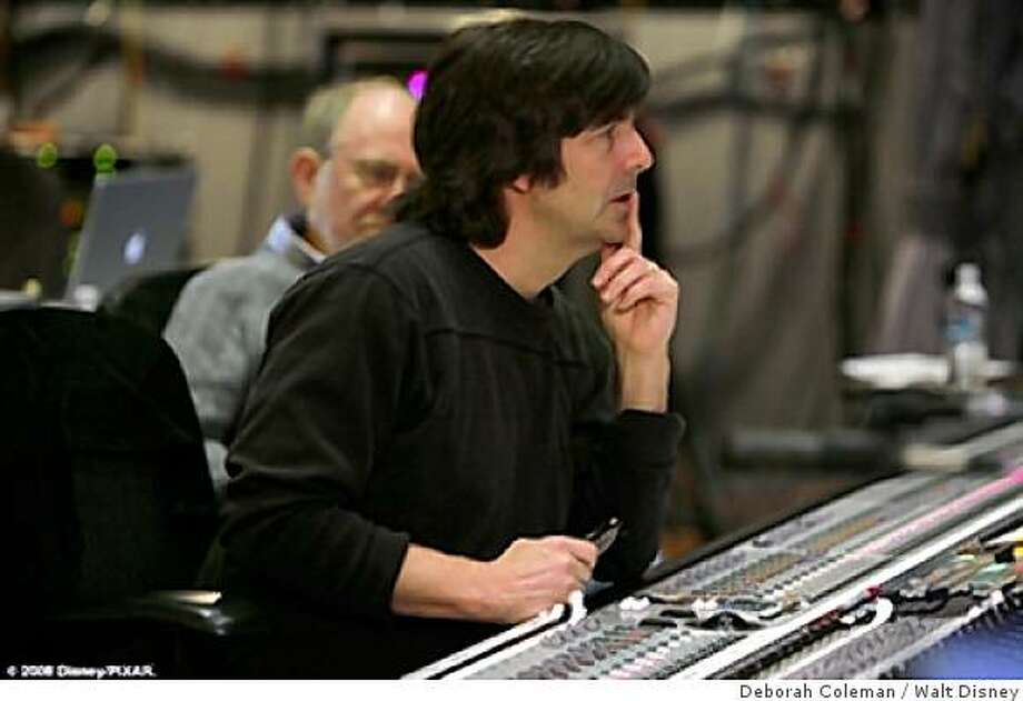 "Thomas Newman composed the score for Sam Mendes' ""Revolutionary Road."" Photo: Deborah Coleman, Walt Disney"