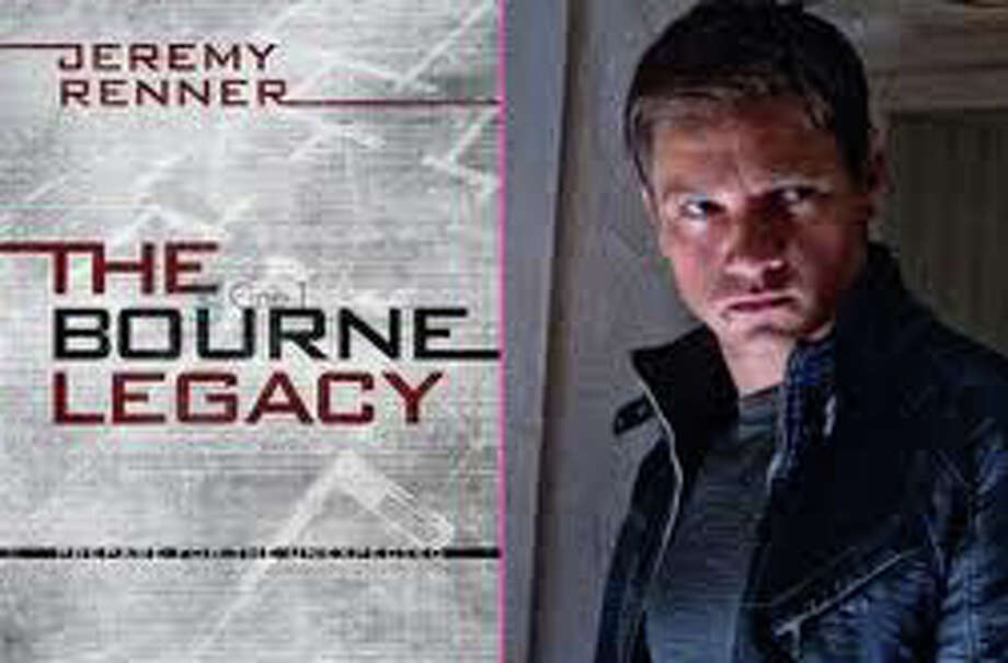"""The Bourne Legacy,"" a new interpretation of the Robert Ludlum character, is playing in area movie theaters. Photo: Contributed Photo / Westport News contributed"