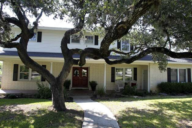 SPACES  TAYLOR   Home of Amy Taylor in New Braunfels on August 8, 2012. (San Antonio Express-News)